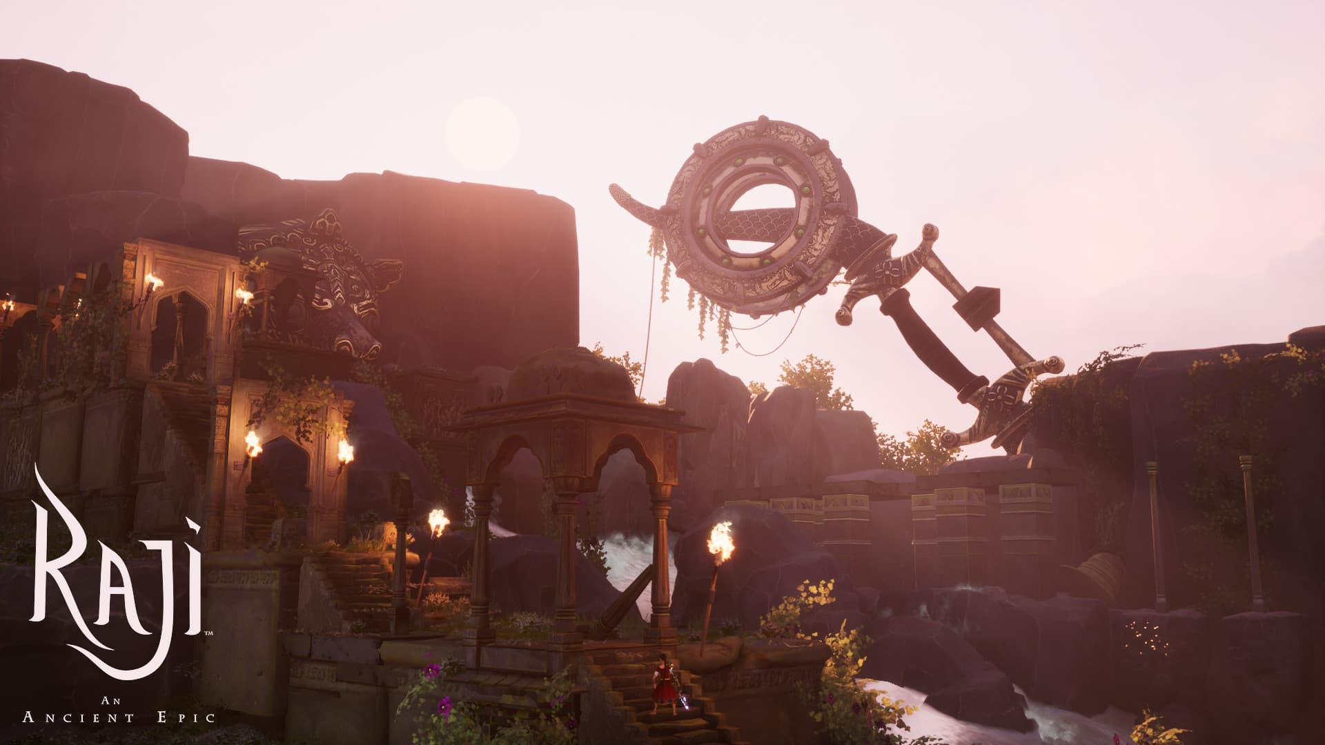 Xbox One Raji: An Ancient Epic