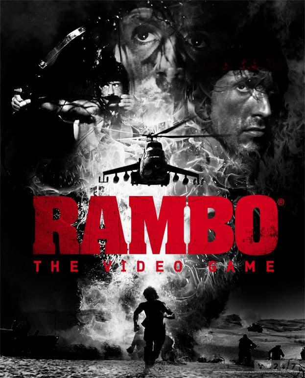Xbox 360 Rambo