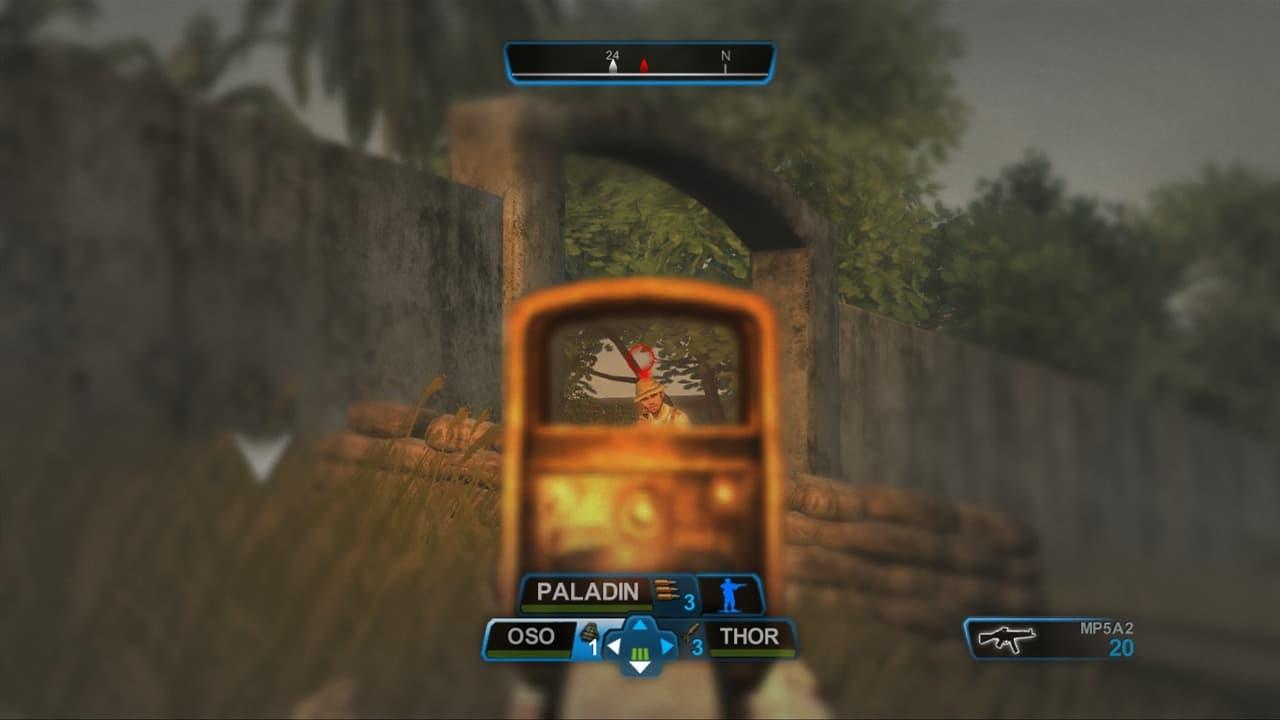 Xbox 360 Raven Squad: Operation Hidden Dagger