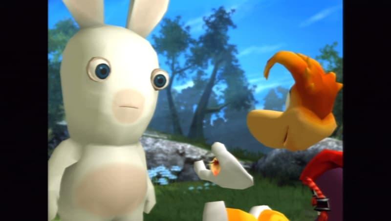 Rayman Contre Les Lapins Crétins Xbox