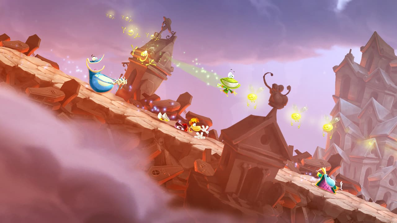 Rayman Legends - Image n°7