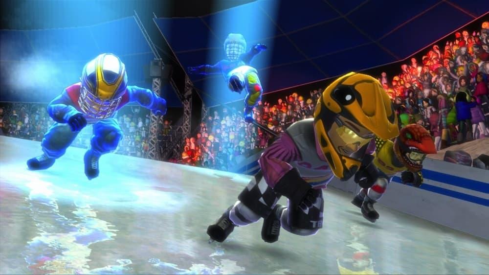 Red Bull Crashed Ice Xbox