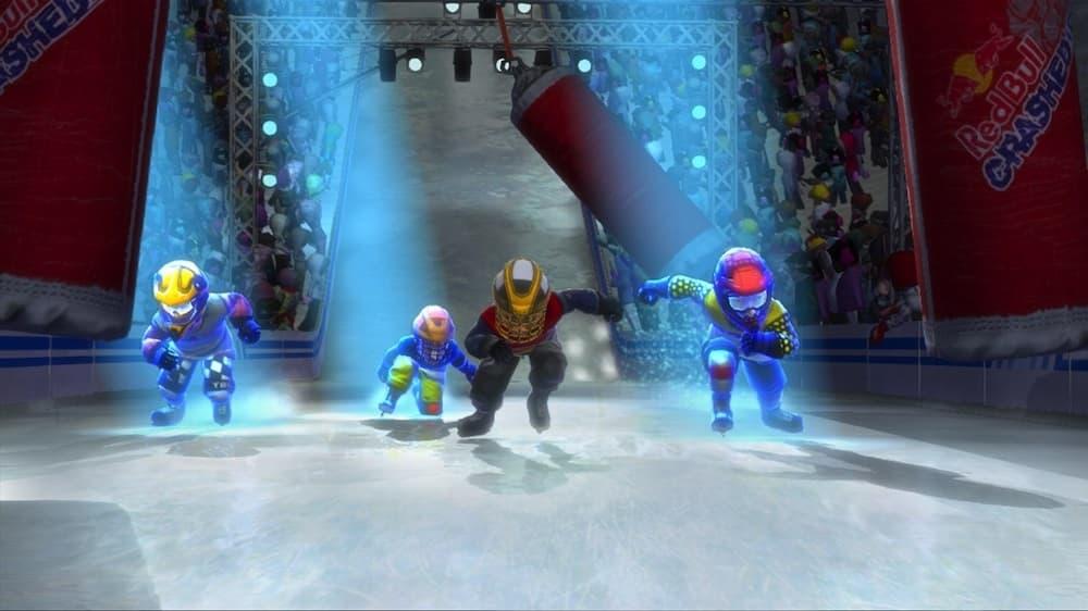 Xbox 360 Red Bull Crashed Ice