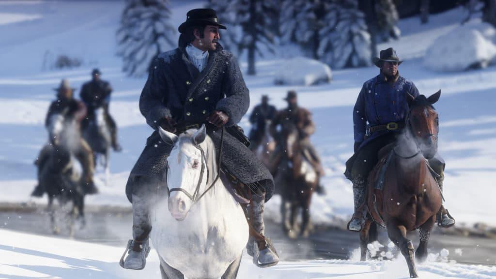 Aperçu de Red Dead Redemption II - Avis de Gamer 2021 sur Xbox One