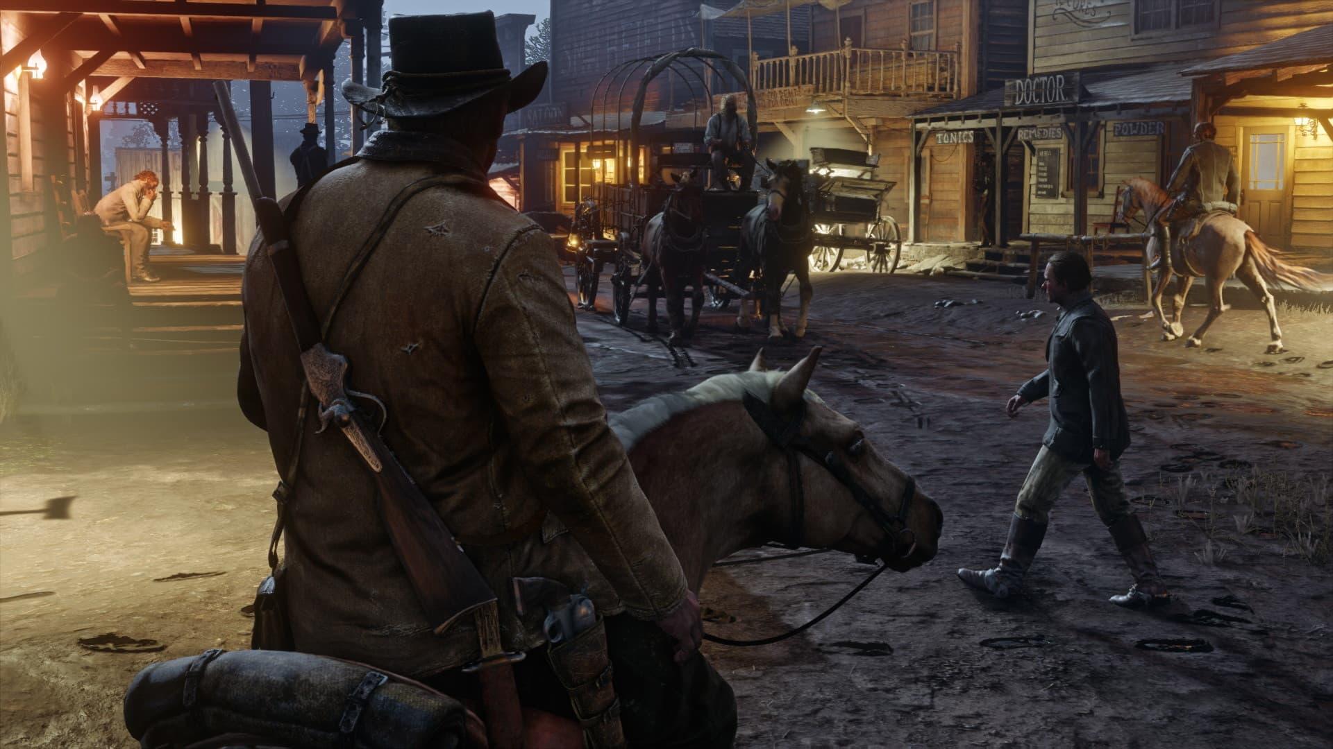 Red Dead Redemption II - Image n°6