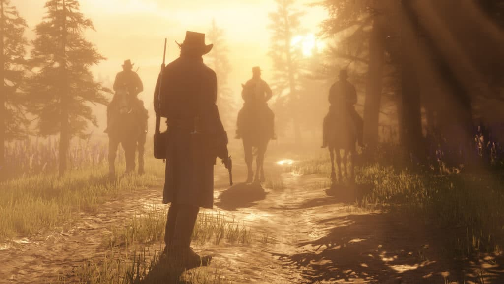 Xbox One Red Dead Redemption II