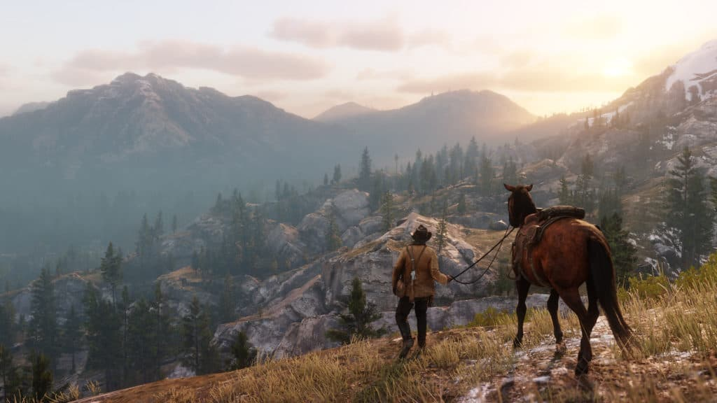 Red Dead Redemption II Xbox One