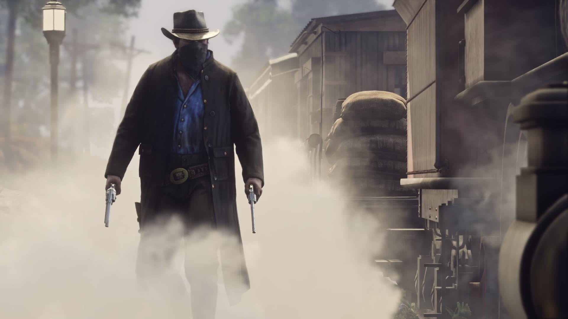 Red Dead Redemption II - Image n°7