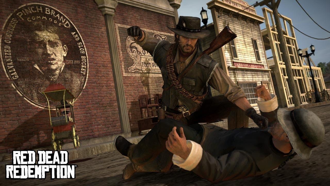Red Dead Redemption - Image n°8