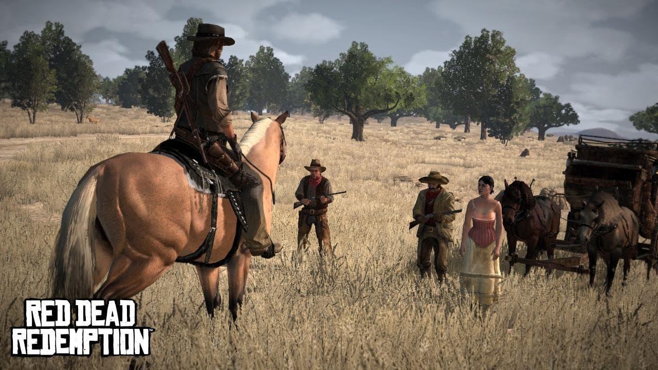 Red Dead Redemption - Image n°6