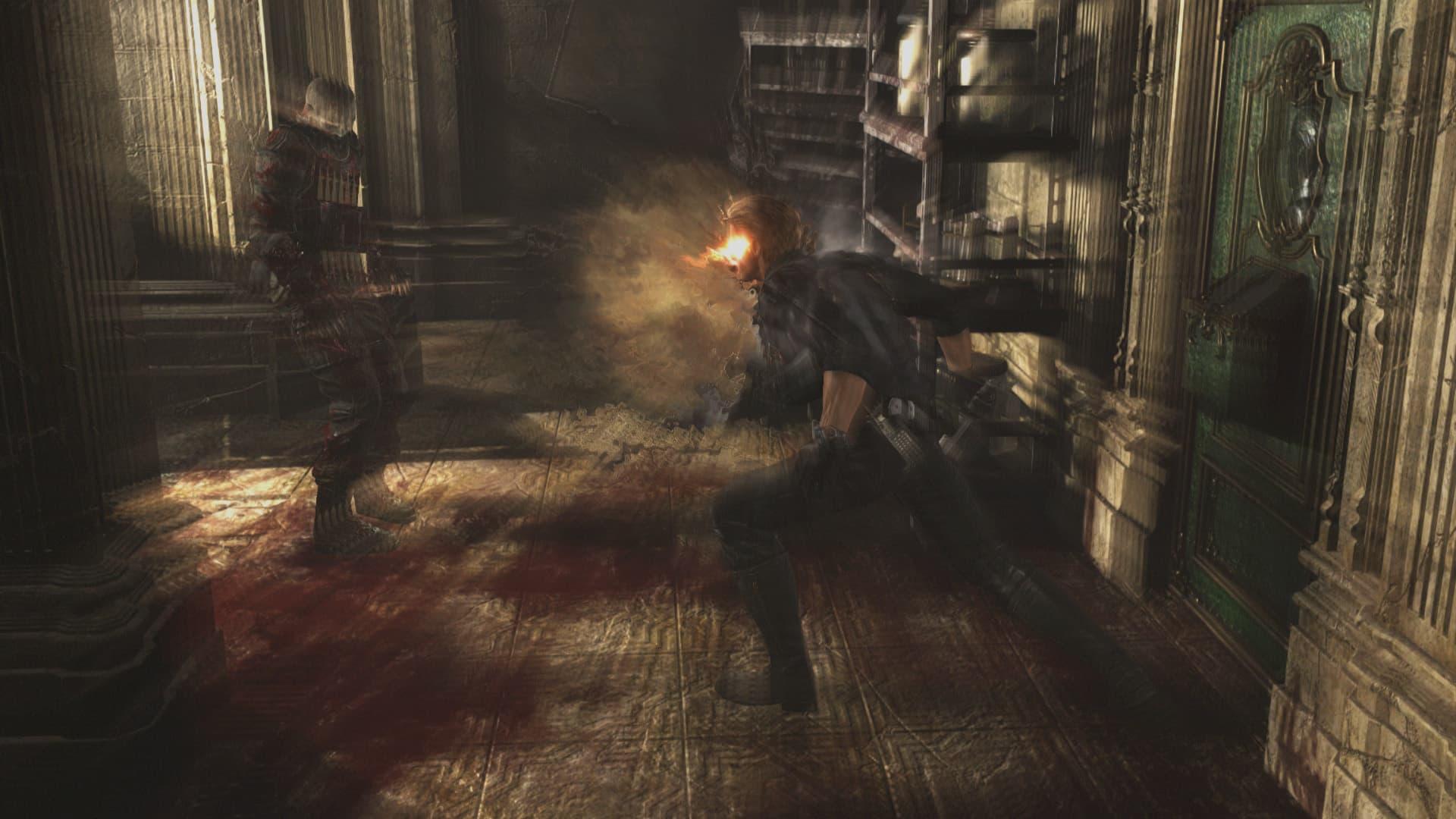 Resident Evil 0 HD Remaster Xbox