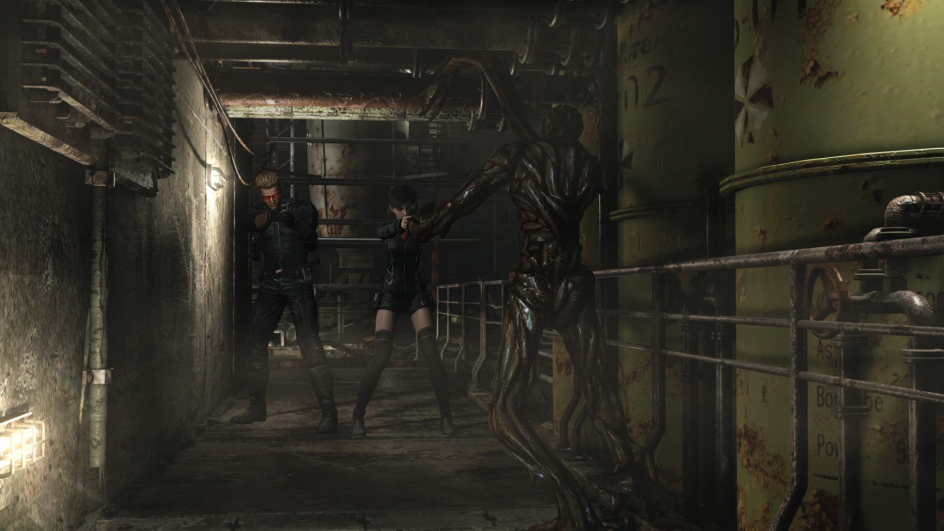 Resident Evil 0 HD Remaster Xbox One
