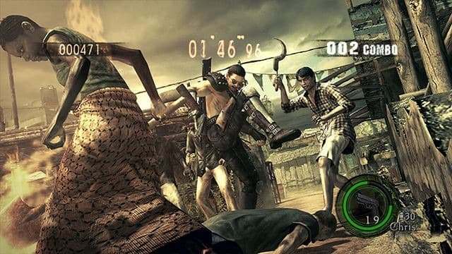 Resident Evil 5 : Gold Edition Xbox 360