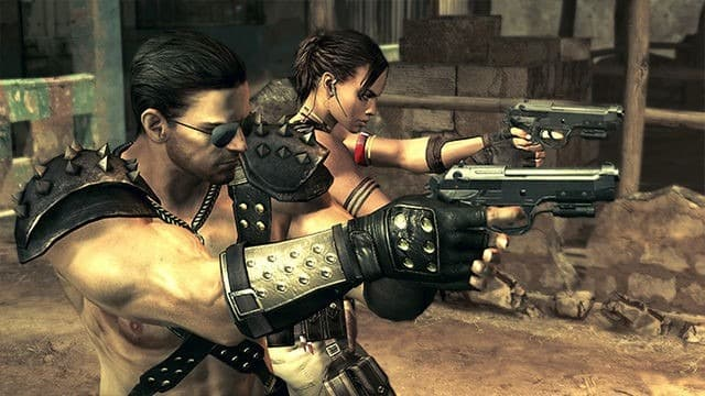 Resident Evil 5 : Gold Edition Xbox