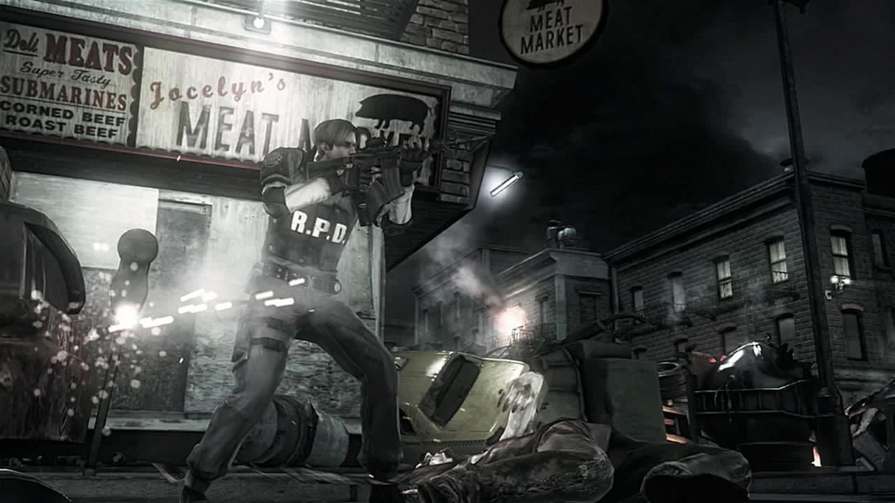 Xbox 360 Resident Evil: Operation Raccoon City