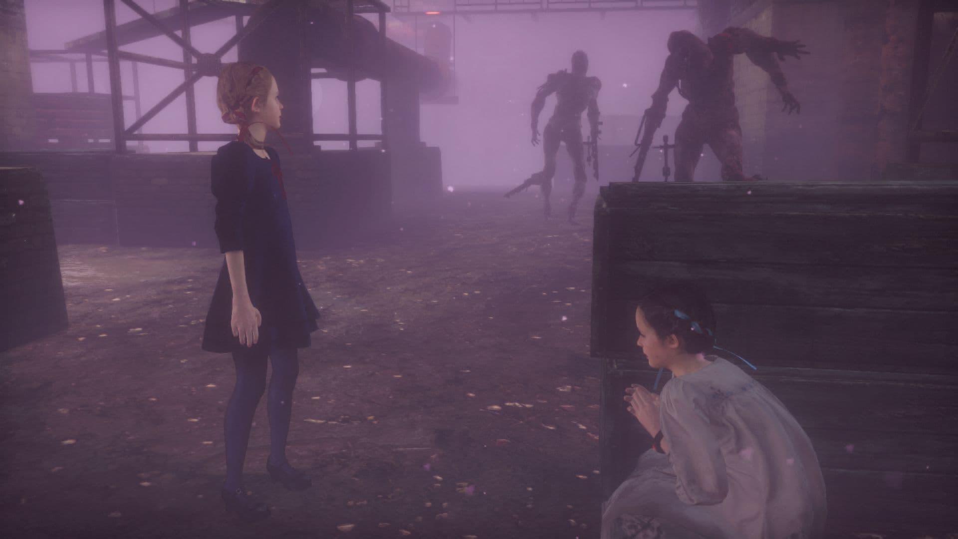 Resident Evil: Revelations 2 - Episode Bonus: Little Miss Xbox