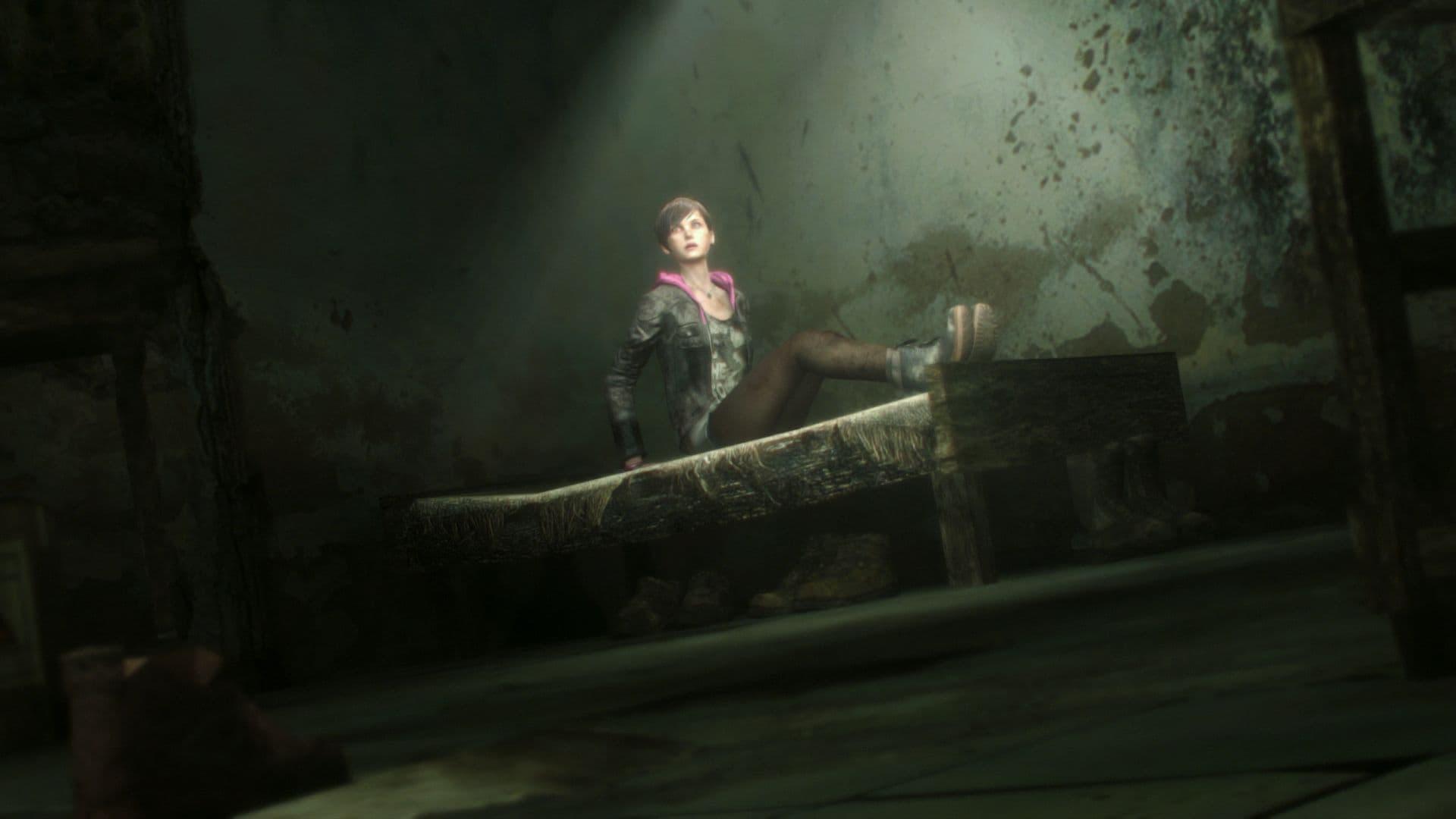 Resident Evil: Revelations 2 - Episode Bonus: The Struggle