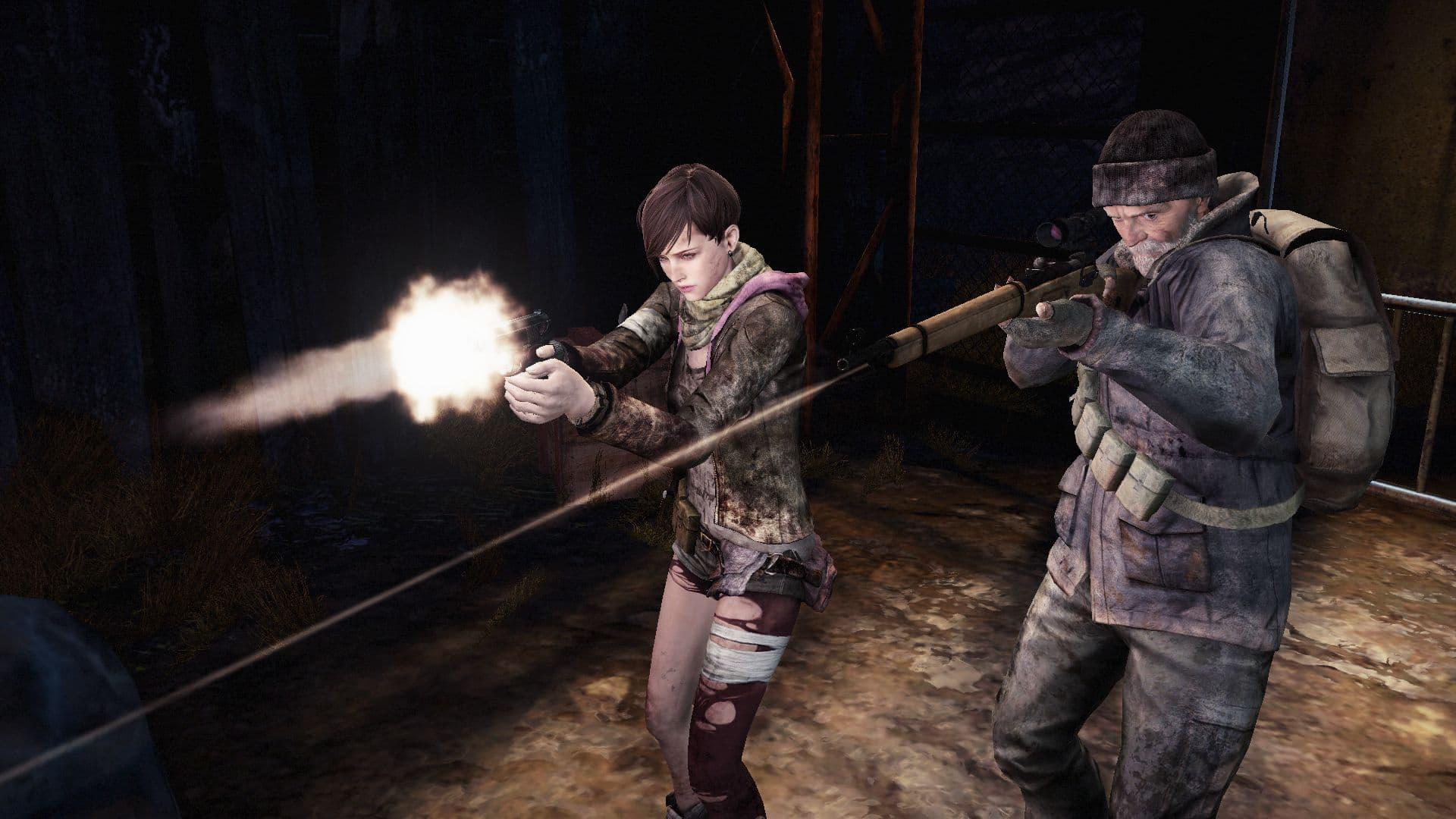 Resident Evil: Revelations 2 - Episode Bonus: The Struggle Xbox