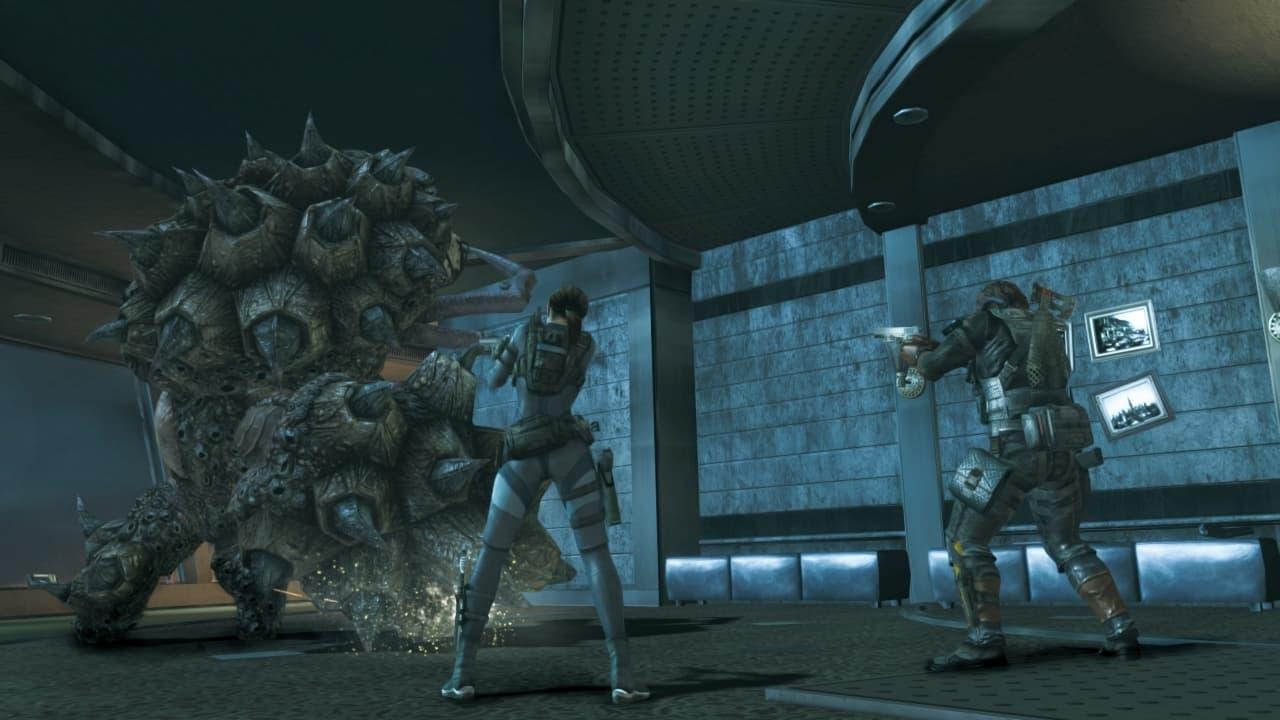 Скачать Resident Evil Revelations (2013/RF/RUS/XBOX360) торрент.