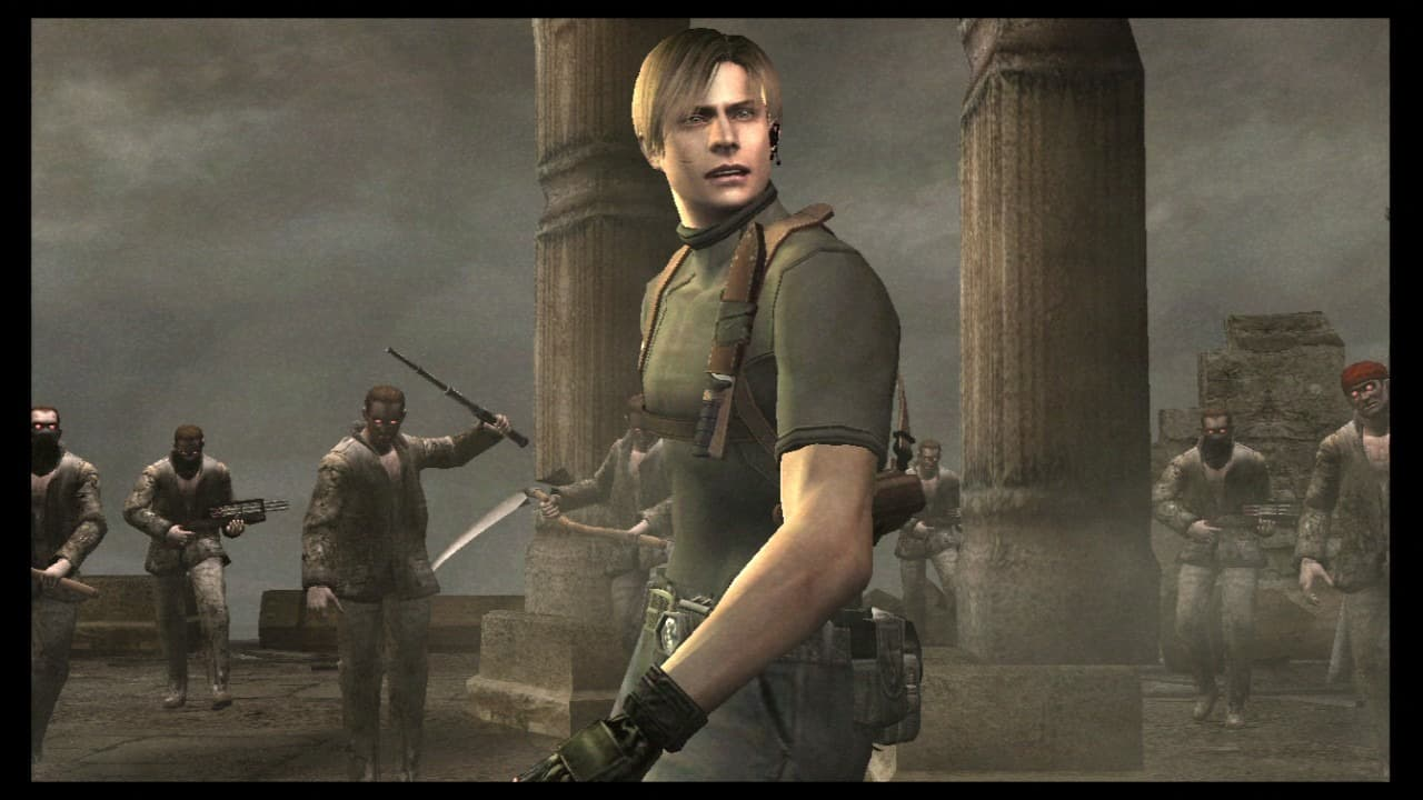 Resident Evil Revival Selection