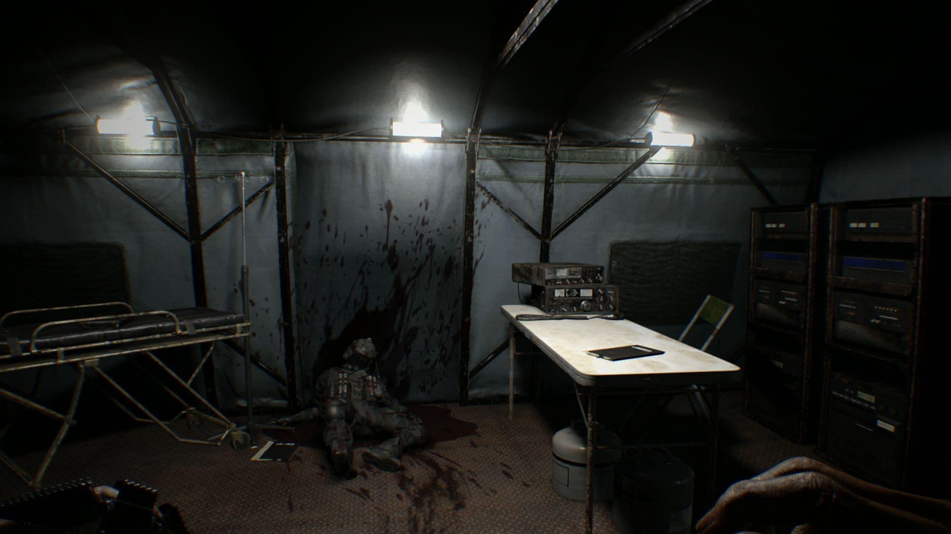 Resident Evil VII: End of Zoe Xbox
