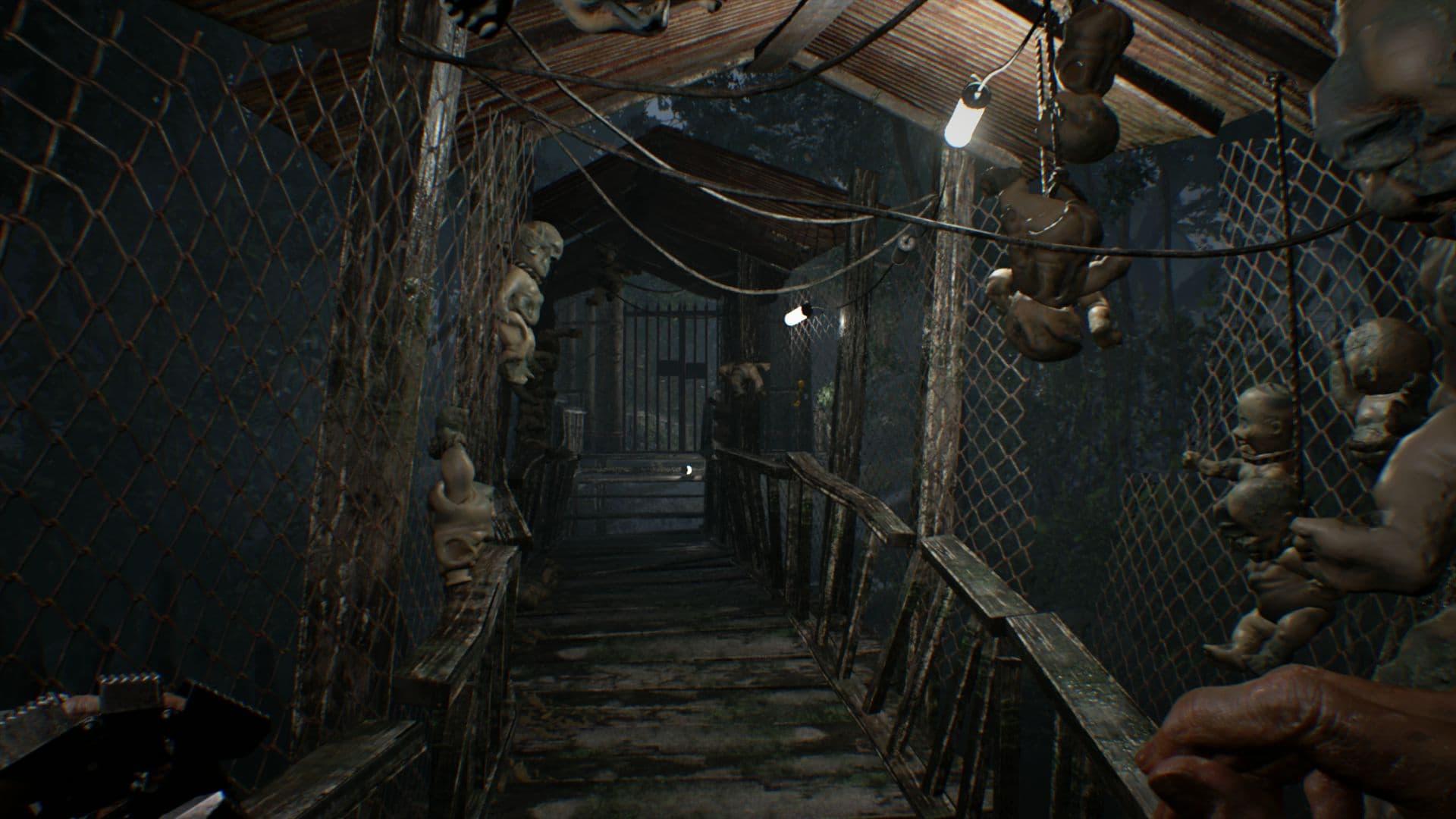 Resident Evil VII: End of Zoe