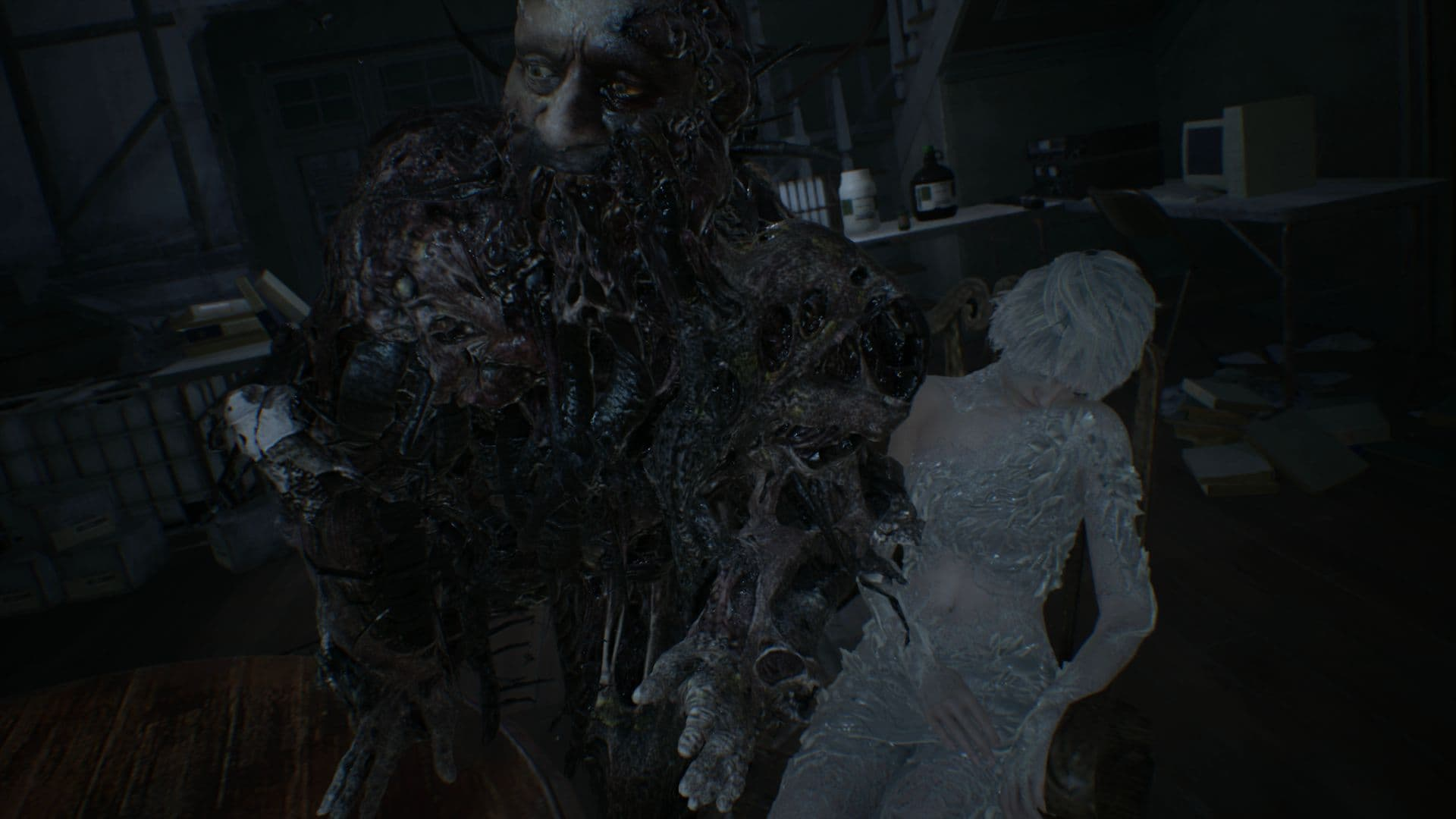 Xbox One Resident Evil VII: End of Zoe