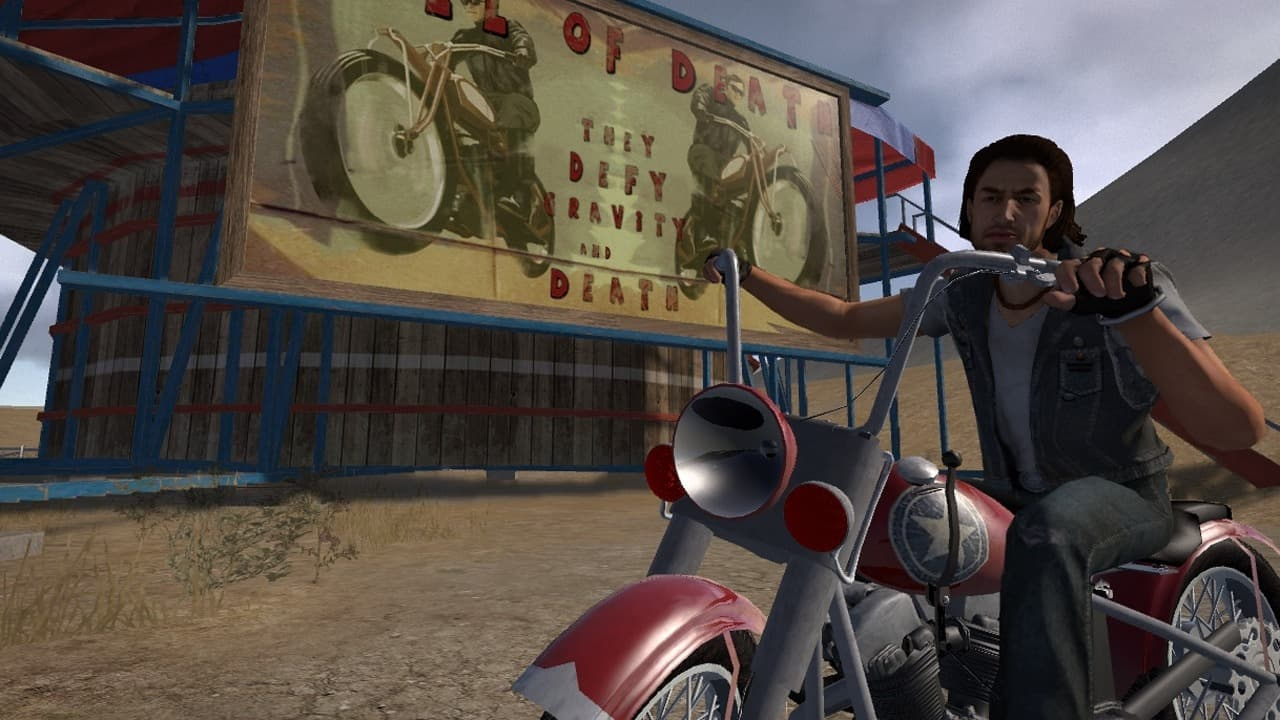 Xbox 360 Ride to Hell