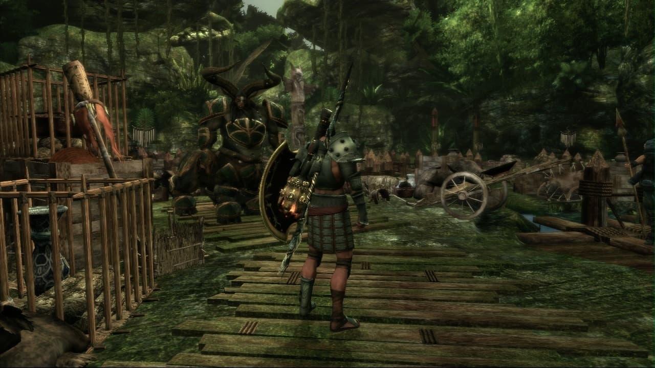 Rise of the Argonauts Xbox