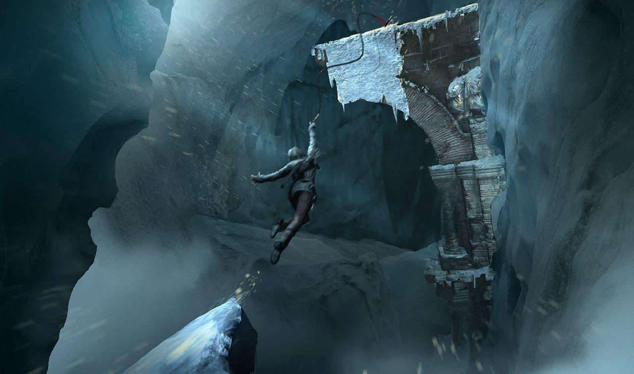Rise of The Tomb Raider: Quatre concepts art à vous faire baver d'envie