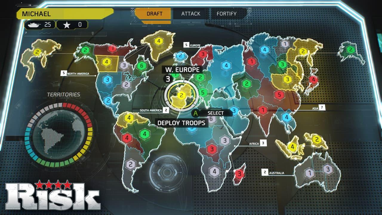 Risk Xbox