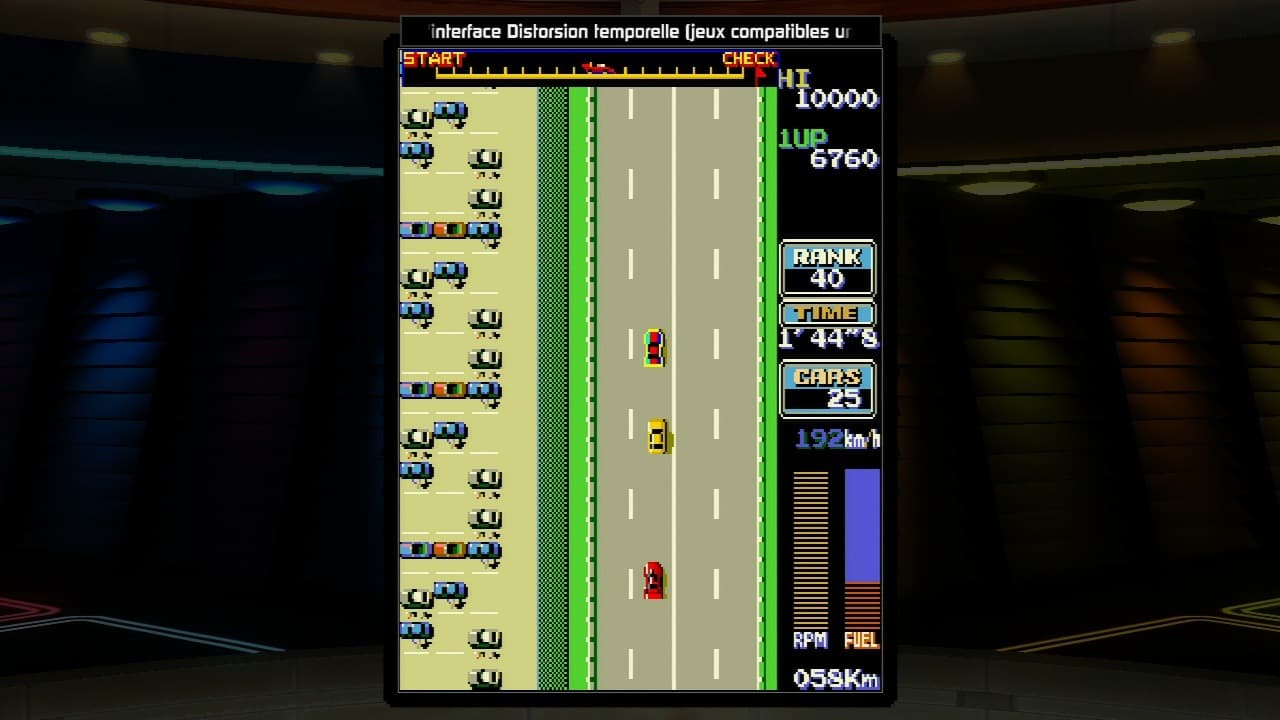 Xbox 360 Road Fighter