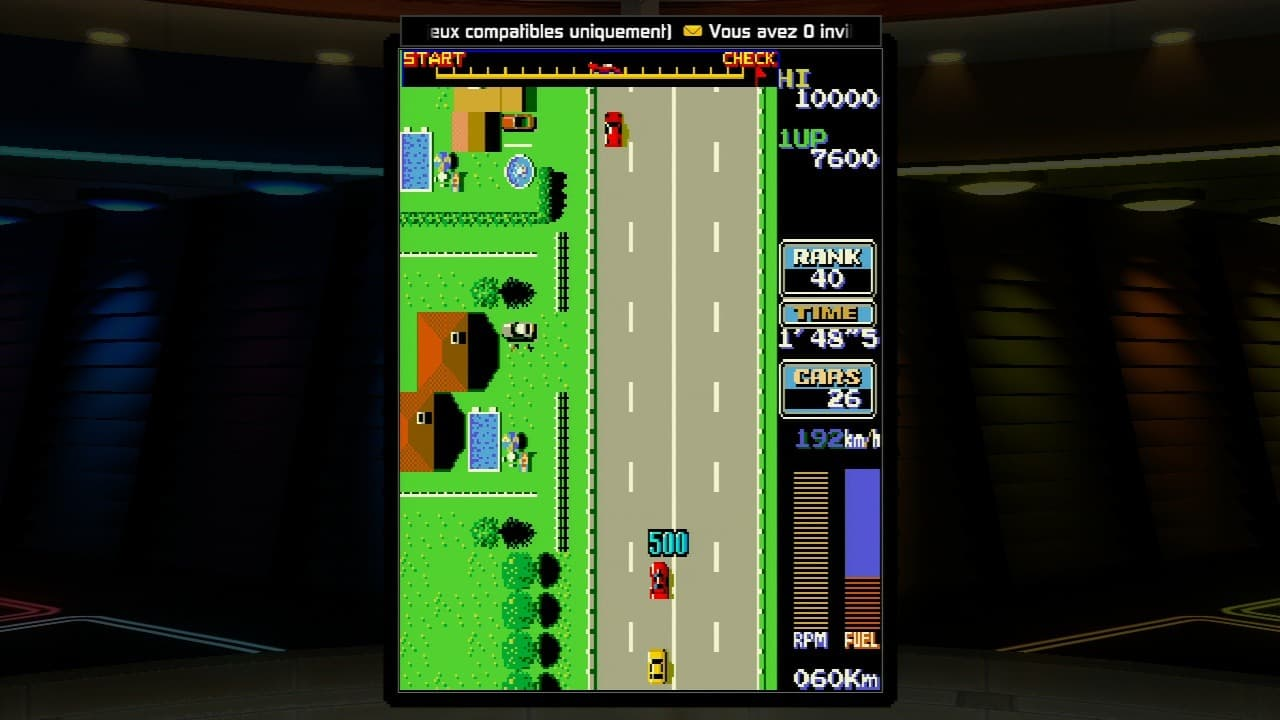 Road Fighter Xbox