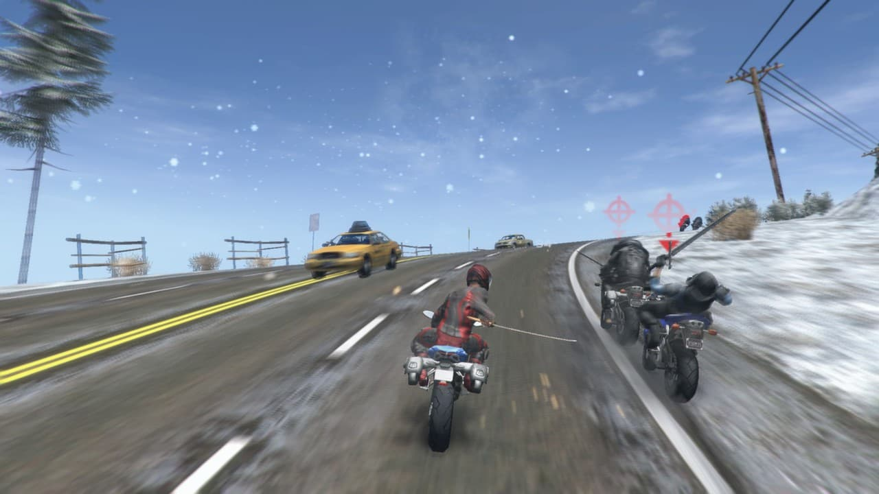 Road Redemption Xbox