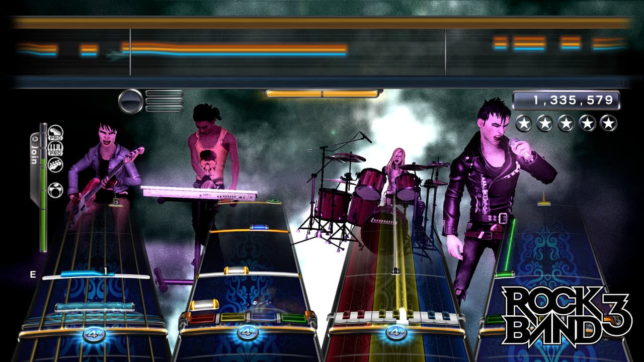 Rock Band 3 - Image n°6
