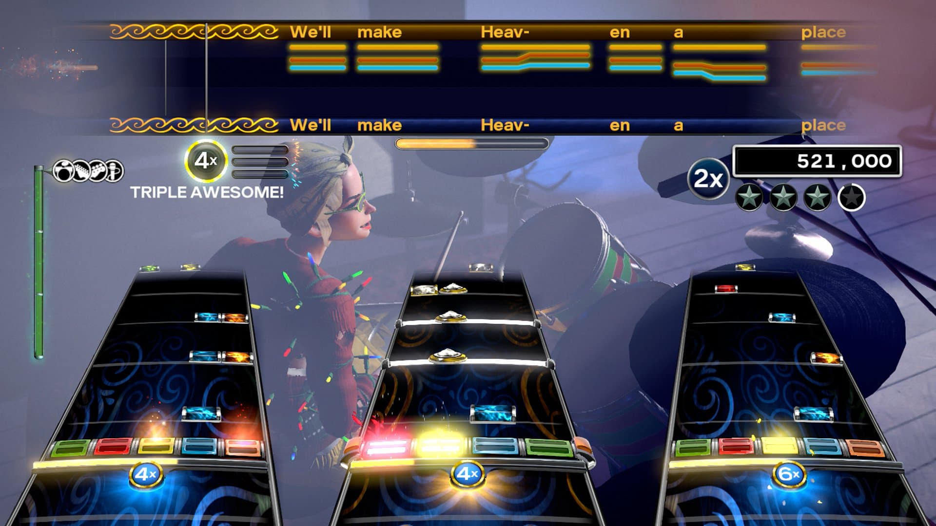 Rock Band 4 Rivals Xbox One