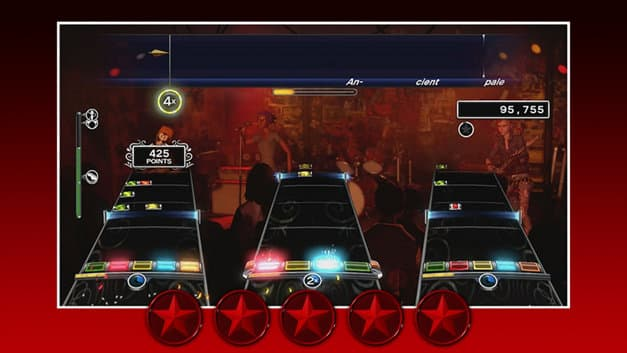 Rock Band 4 Rivals