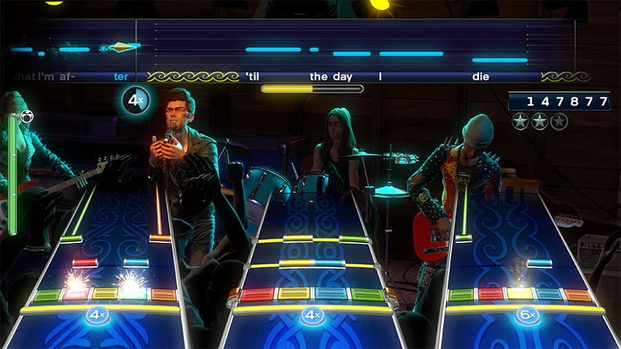 Rock Band 4 Rivals Xbox