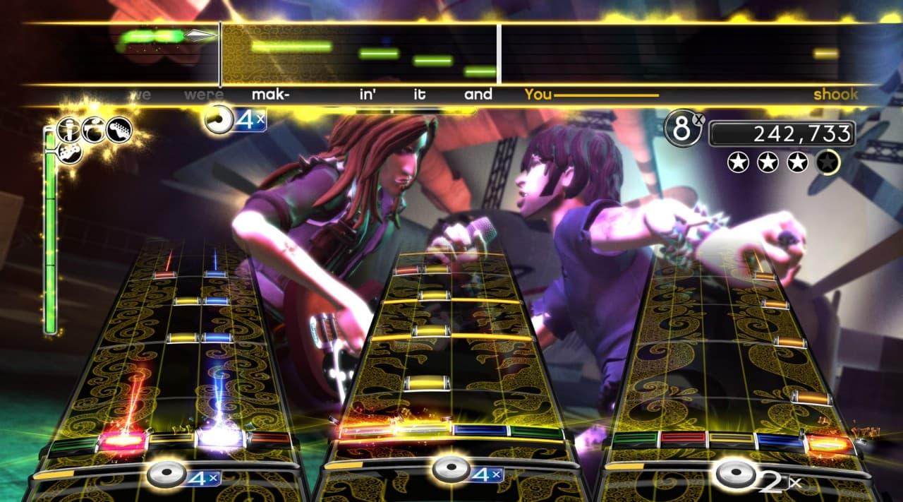 Rock Band: AC/DC Live Xbox
