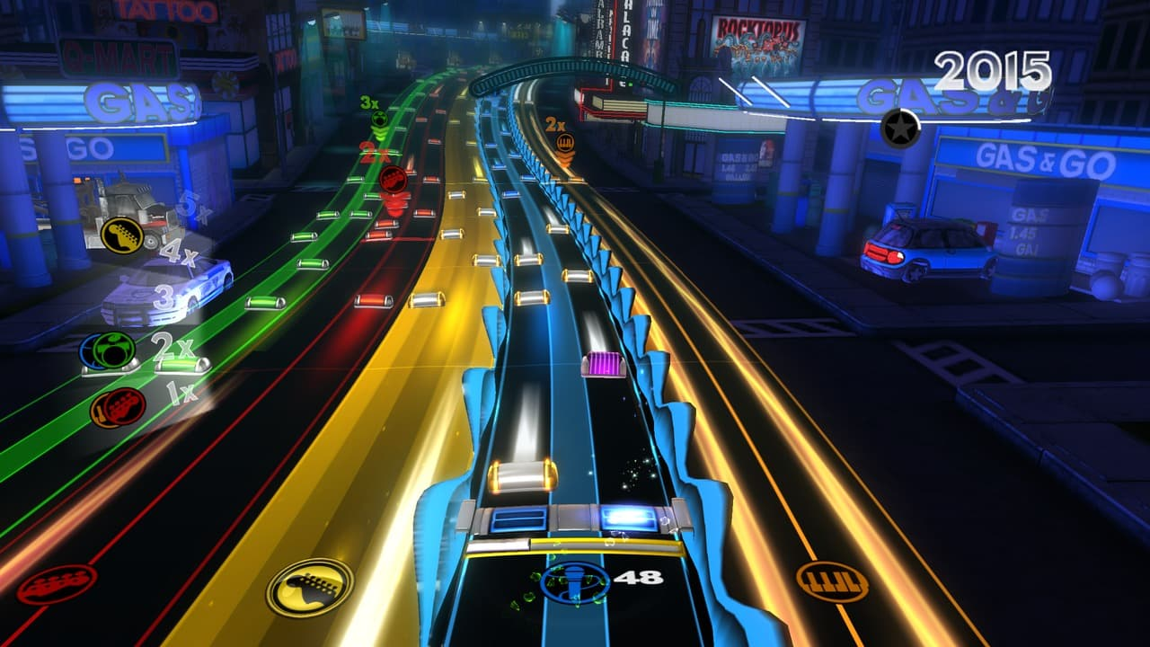 Rock Band Blitz Xbox