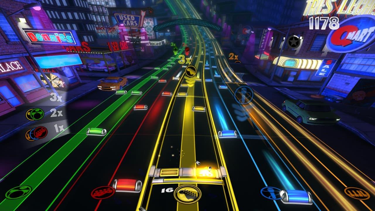Rock Band Blitz Xbox 360