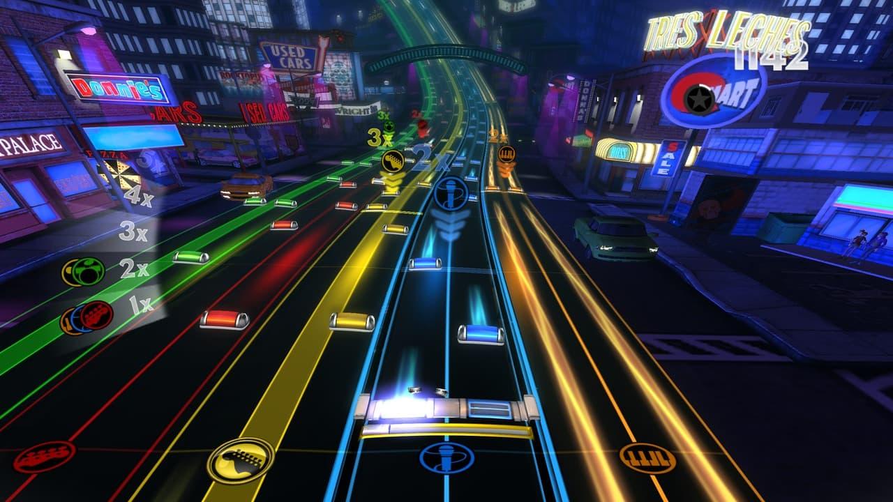 Xbox 360 Rock Band Blitz