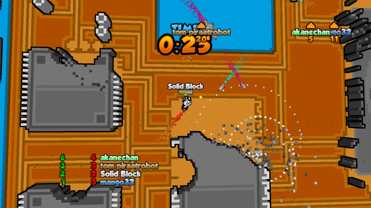 Rocket Riot - Image n°7