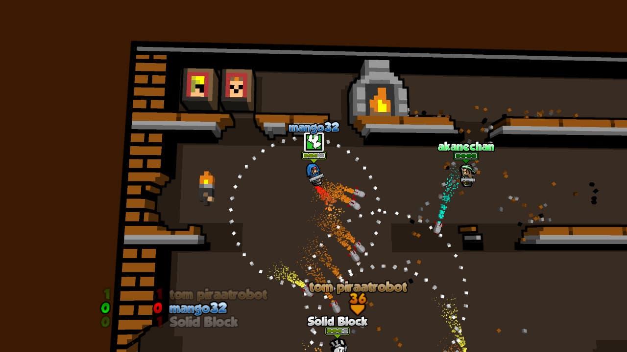 Rocket Riot Xbox