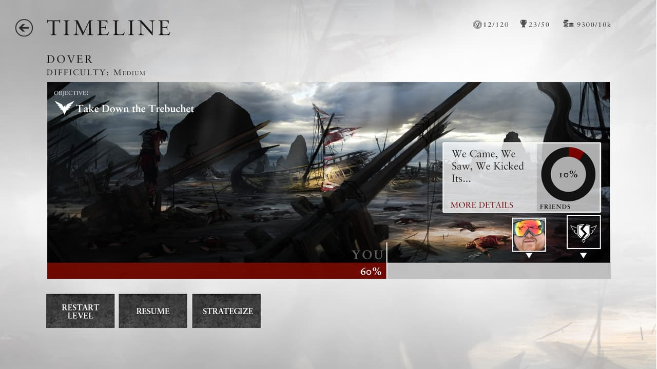 Xbox One Ryse : Son of Rome
