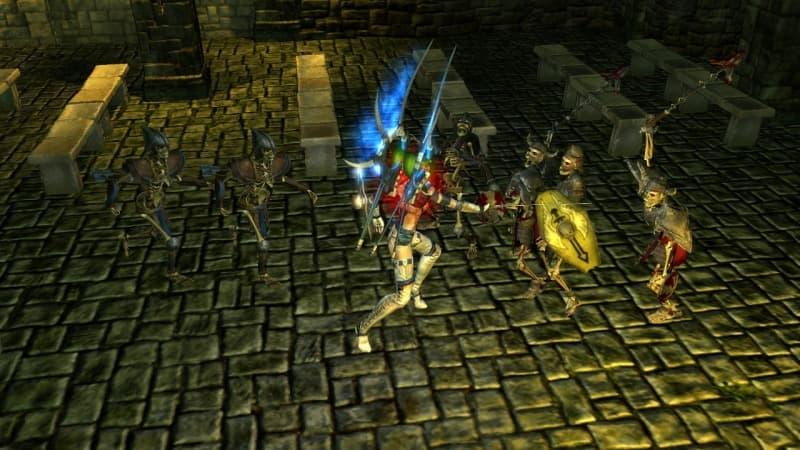 Sacred 2: Fallen Angel Xbox 360