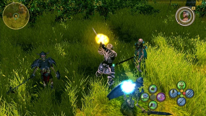 Sacred 2: Fallen Angel Xbox