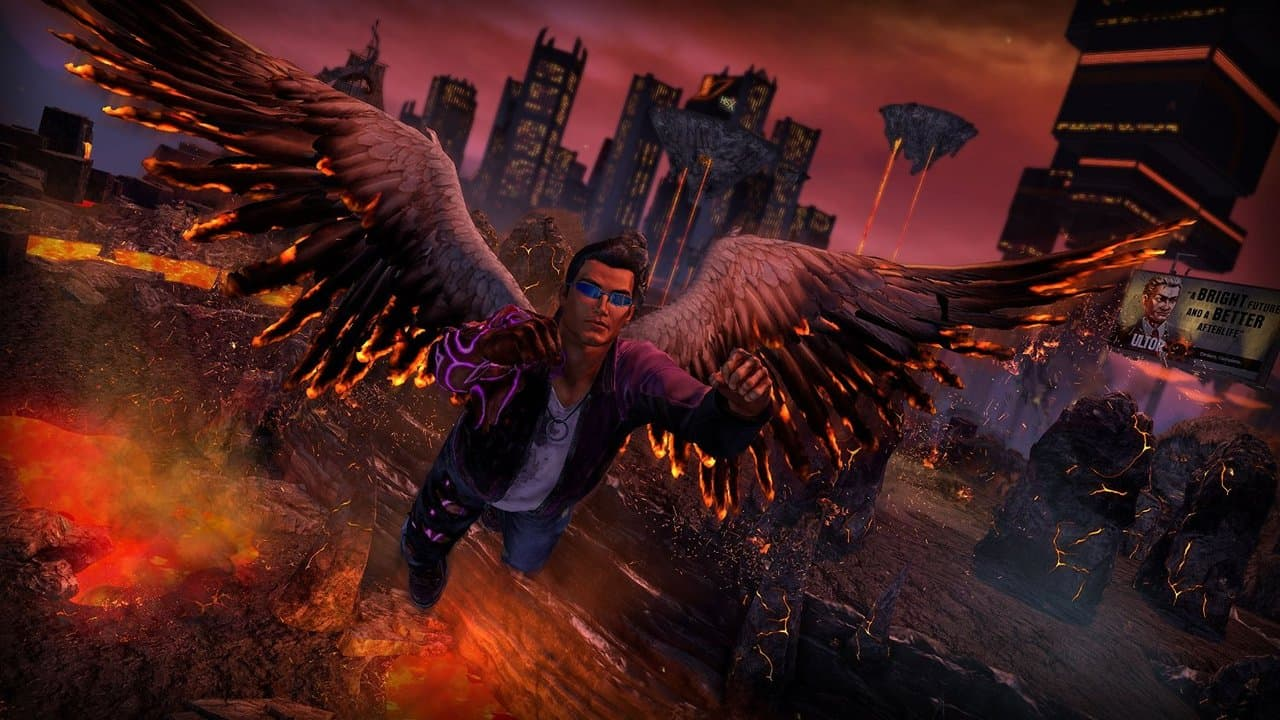 Saints Row: Gat out of Hell Xbox