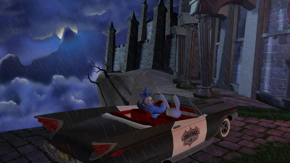 Sam & Max: Saison 2: Au-Delà du Temps et de l'Espace Xbox 360
