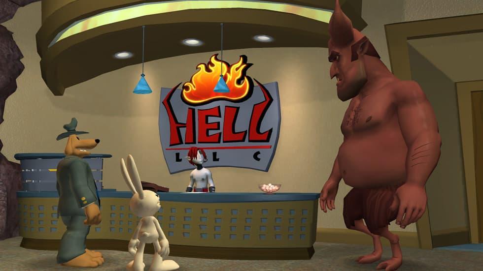 Sam & Max: Séson 2: Au-Delà du Temps et de l'Espace